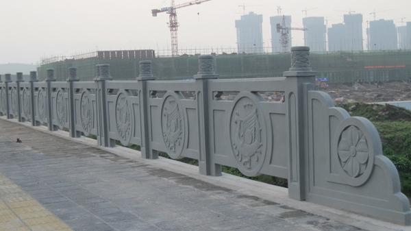重庆铸造石护栏